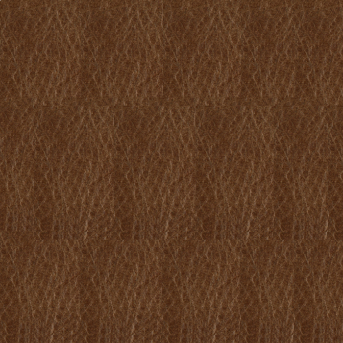 Fabric sample for natural tan leather - Paris range