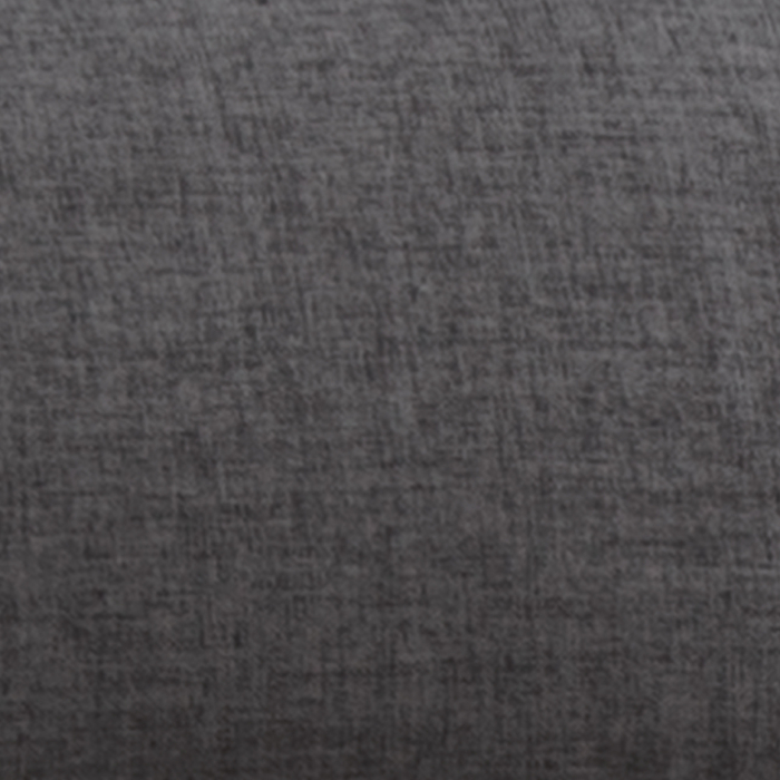 Fabric sample for dark grey fabric - Rimini range