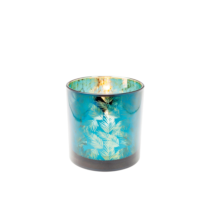 Tropical candle holder medium