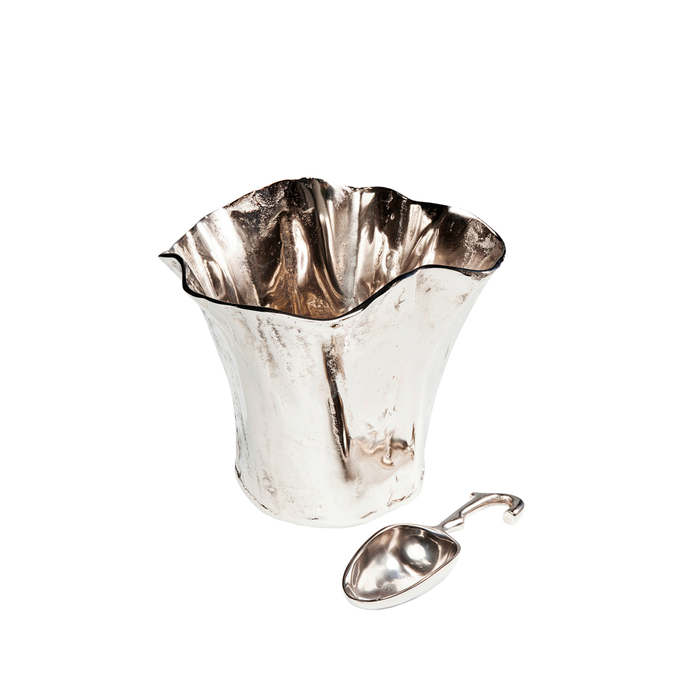 Torri champagne bucket and scoop