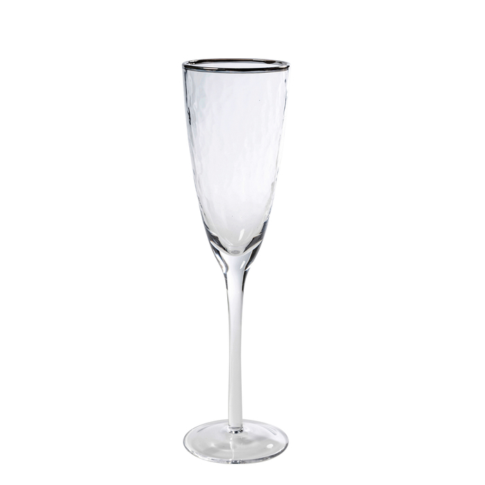 Amilly champagne flute