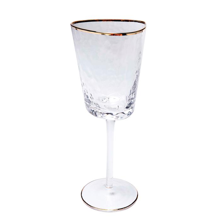 Parla white wine glass