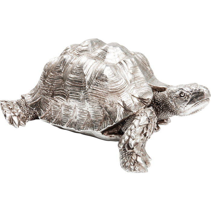 Silver tortoise small