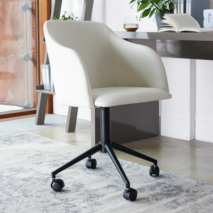 check out 3ee7b 90ce7 Casa Office Chair White | dwell - £179