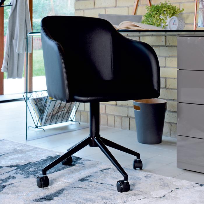 Casa office chair black