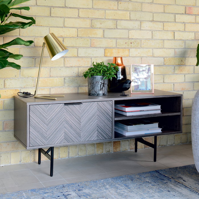 Modello compact TV unit