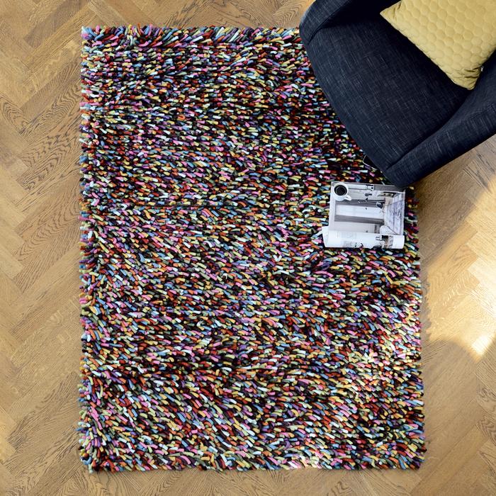Reef multicolour rug medium