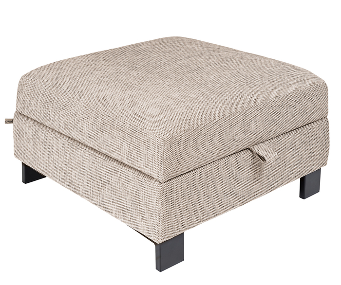 Lugano storage stool sand