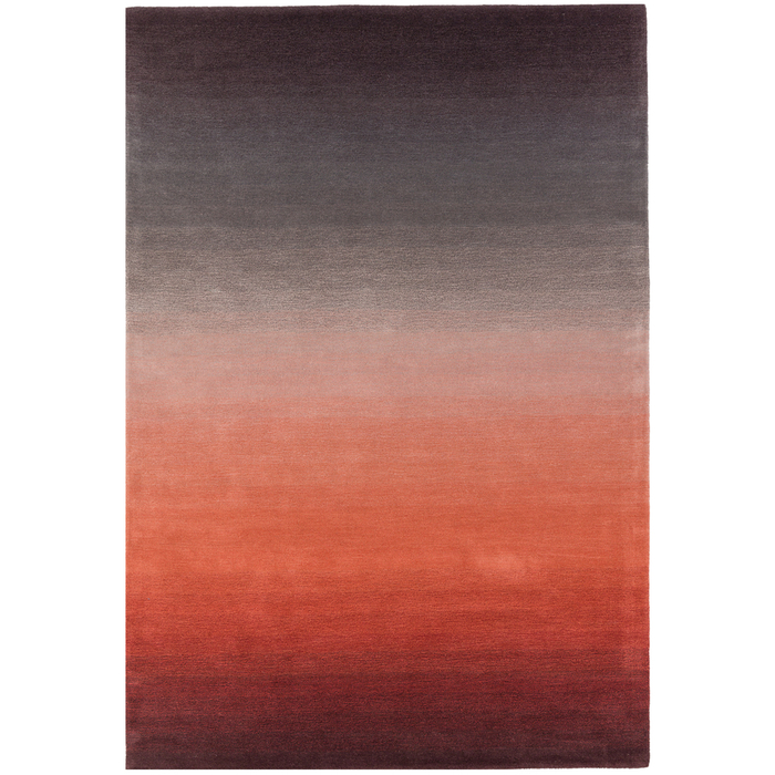 Sunset rug orange medium