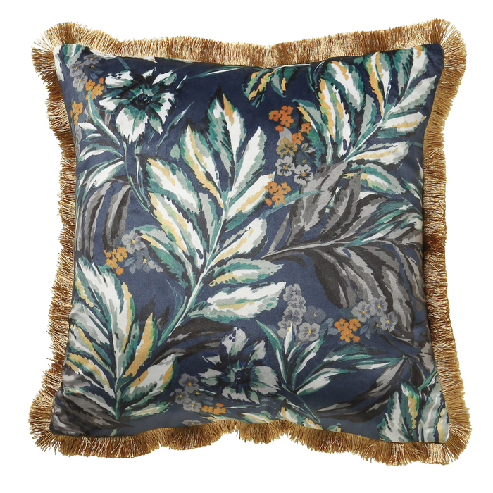 Juni fringe cushion