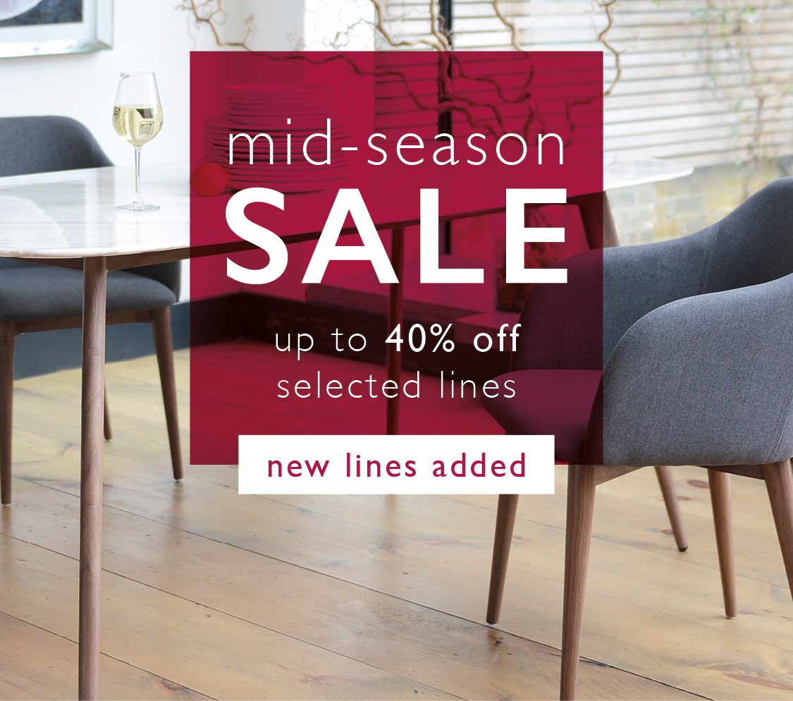 up to 40% off selected lines