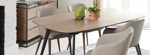 dining room tables and sets 0 interest free credit dwell rh dwell co uk Glass Dining Room Sets Round Glass Dining Room Tables