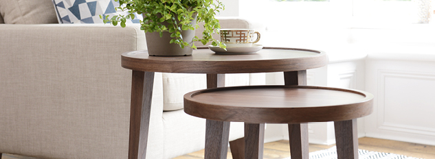 Side Tables For Living Room 0 Interest Free Credit Dwell
