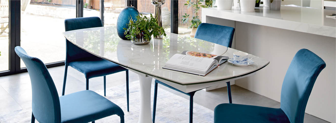 Dining Room Tables Extending Dining Tables From Dwell